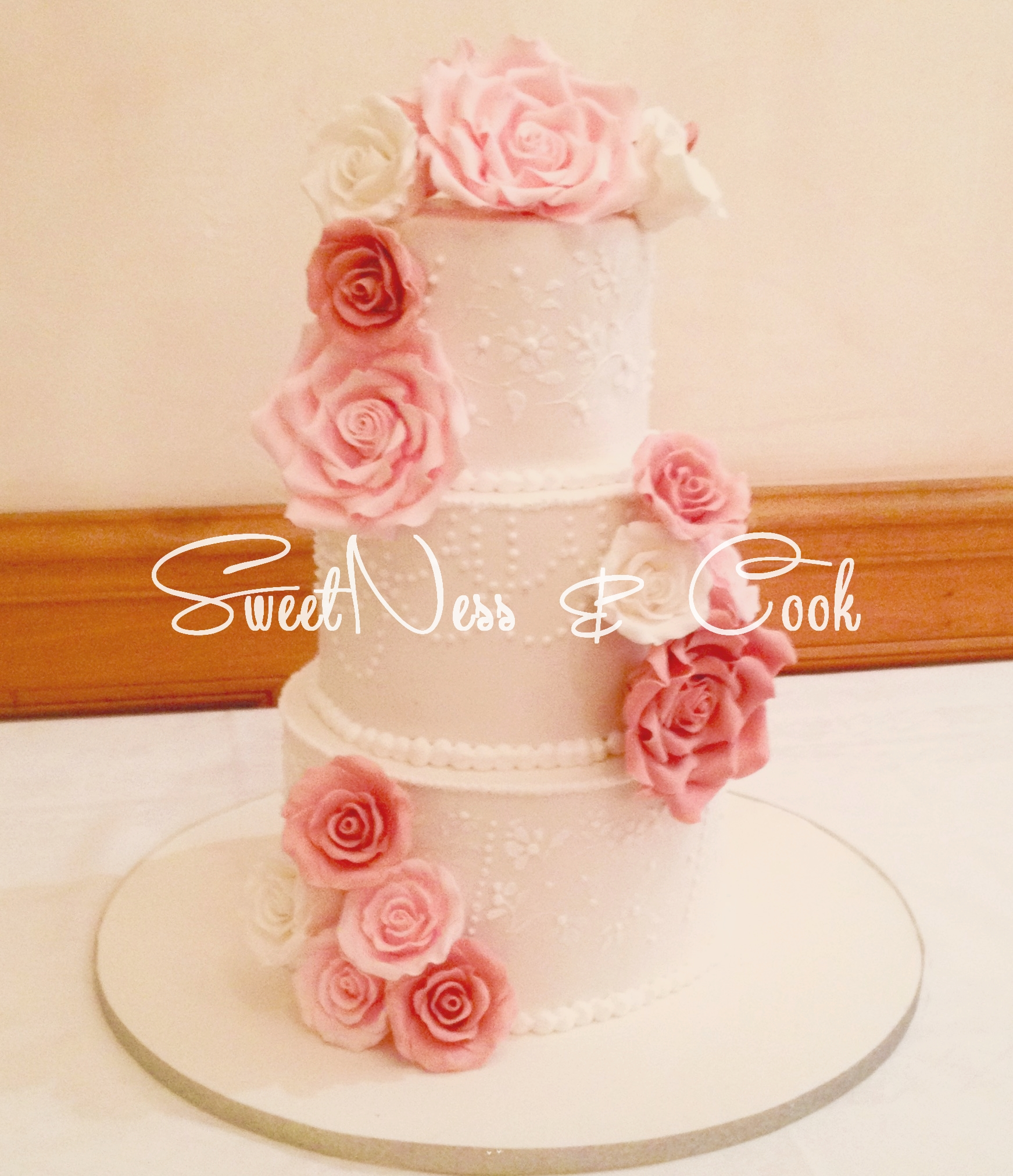 Wedding Cake Julie
