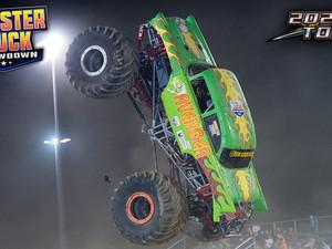 Monster Truck Throwdown Set to Invade Springport Mid-Michigan Speedway June 12