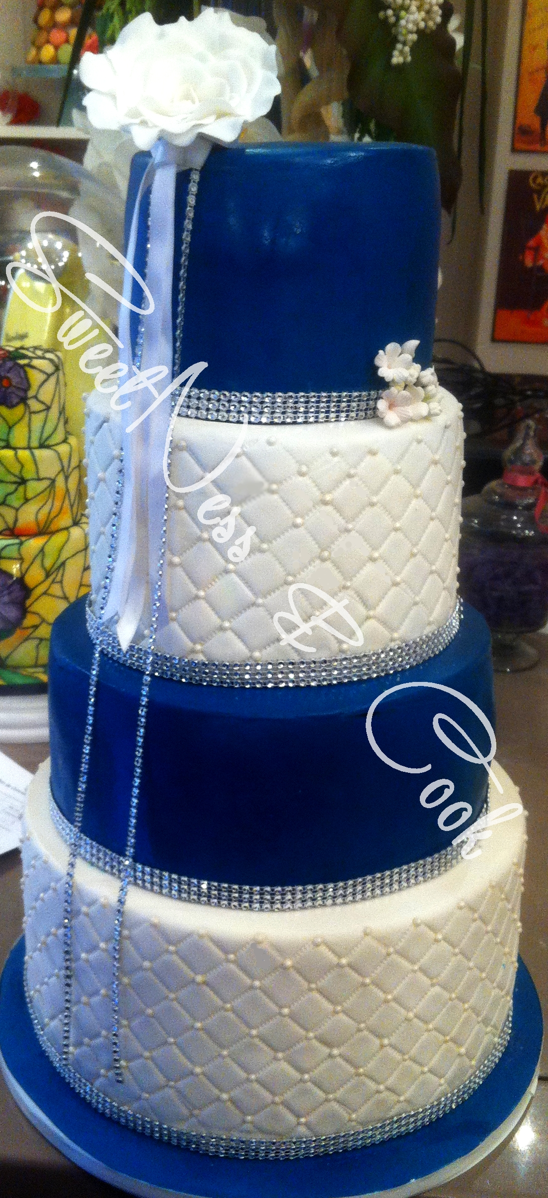 Wedding Cake Boulogne