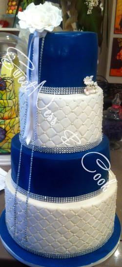 Wedding Cake Boulogne