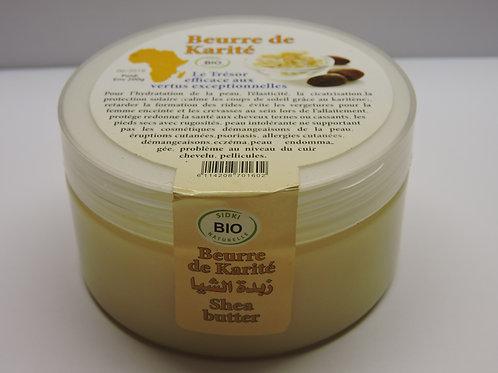 Beurre de karité BIO 200g