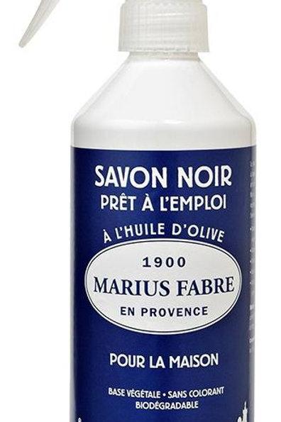 Savon Noir de Marseille Marius Fabre 1l