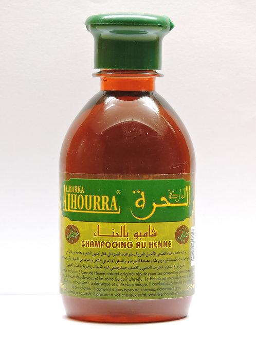 Shampooing aux Henné - 250ml Al Hourra