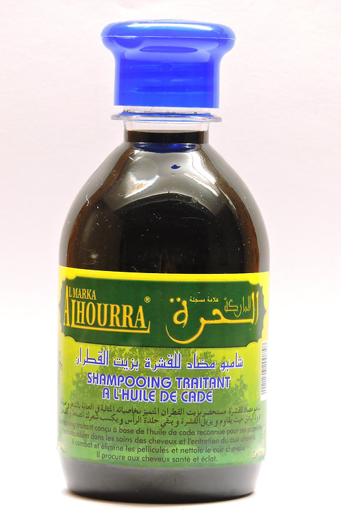 Shampooing à l'Huile de Cade - 250ml  Al Hourra