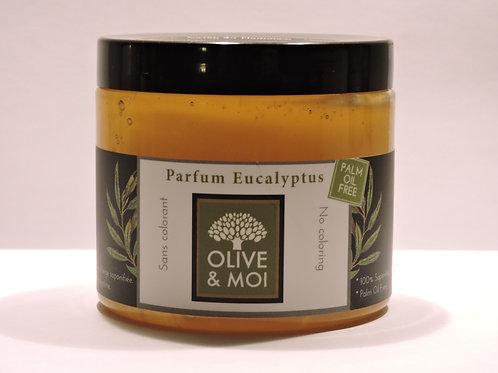 Savon Noir du Hammam Parfum Eucalyptus