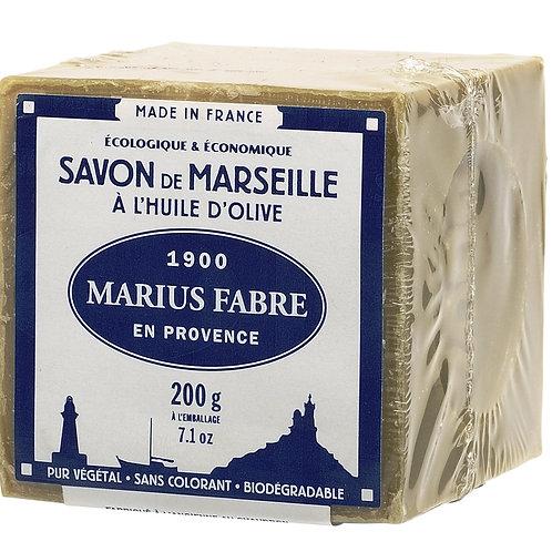 Savon de Marseille Marius Fabre 200g