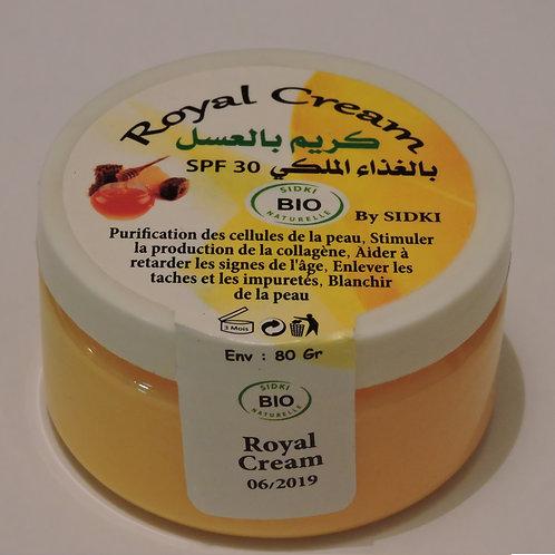 Crème à la Gelée Royal BIO