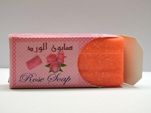 Savon à la Rose BIO - 100g  Al Waha
