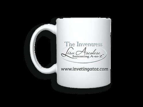 The Inventress Mug