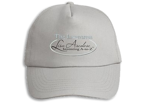 Inventing AtoZ baseball Cap