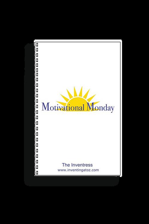 Motivational Monday Journal