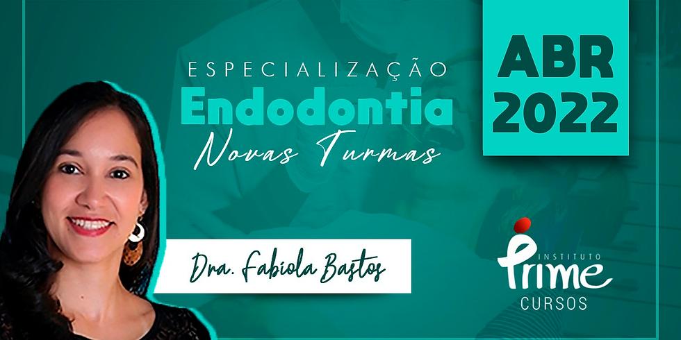 Especialização em Endodontia