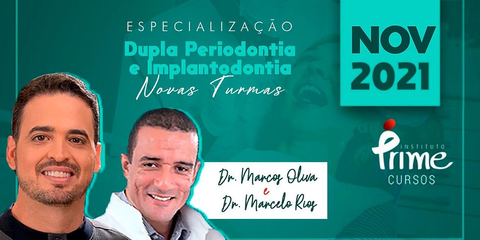 Dupla Especialização em Periodontia e Implantodontia