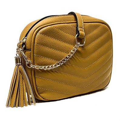 Tassel messenger bag