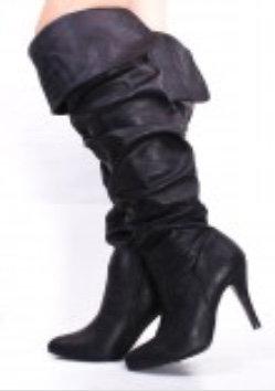Casual heel