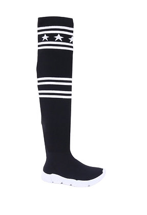 Star sock shoe