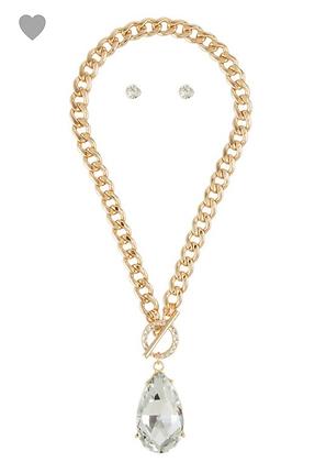 Gold Cuban chain