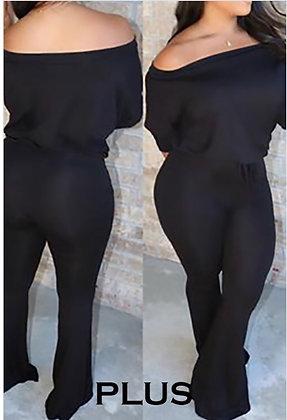 Curvy black