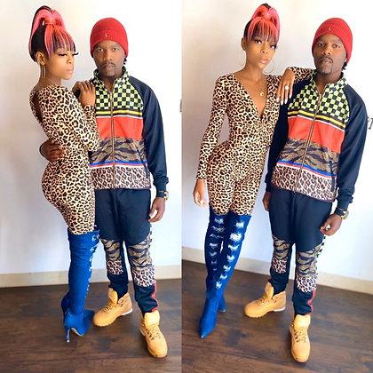 Cheetah love set