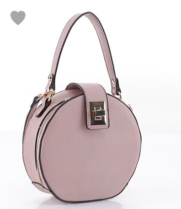 Blush purse
