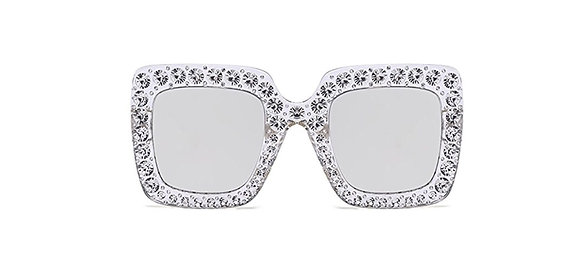 Risque Frames silver/white