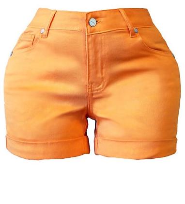 Tangerine khaki