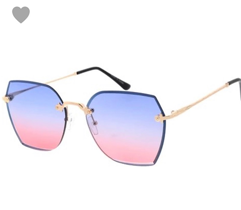 Cotton candy shades