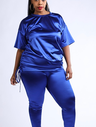 Beauty blue