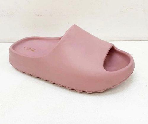 Mauve sandal