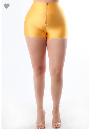 Yellow spanks