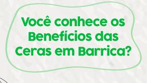 CERAS PROFISSIONAL EM BARRICA