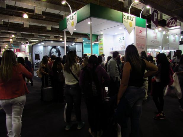 Maior feira de beleza do Brasil