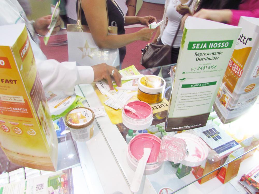 Distribuição de brindes