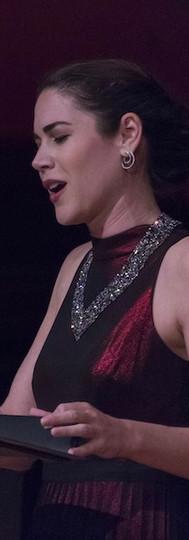 Four Settings for Soprano, Melinda Wagner