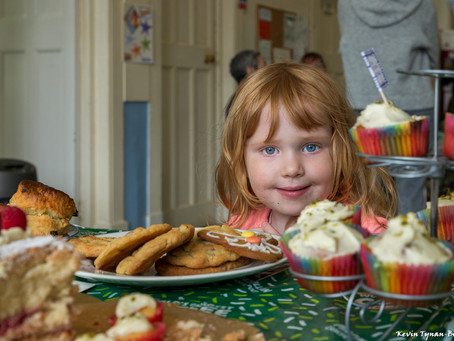 Macmillan Cancer Support - Coffee & Cake!