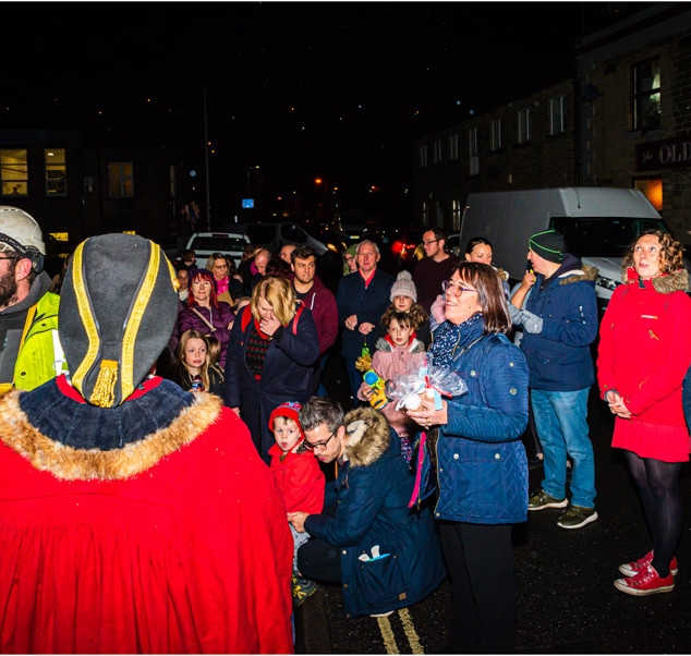 Winter Fair & Lights Switch On 2019