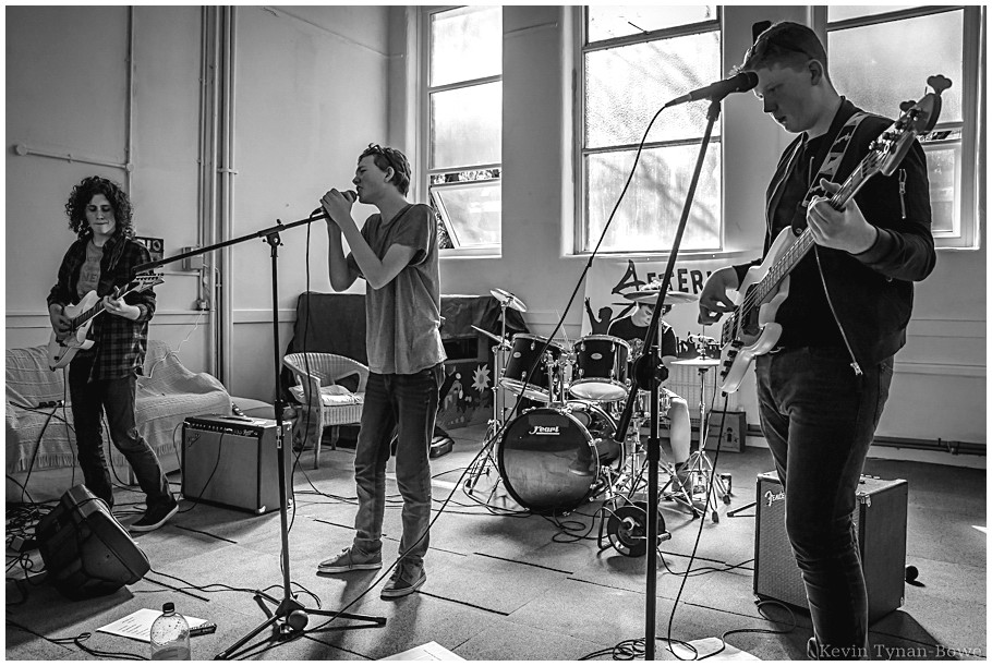 The debut of Afterlife at the Luddendenfoot Community Centre