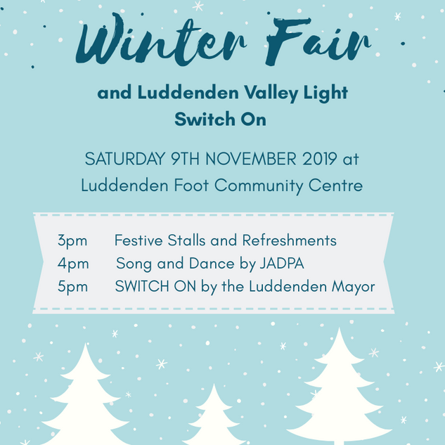 2019 Winter Fair & Light's Swith On