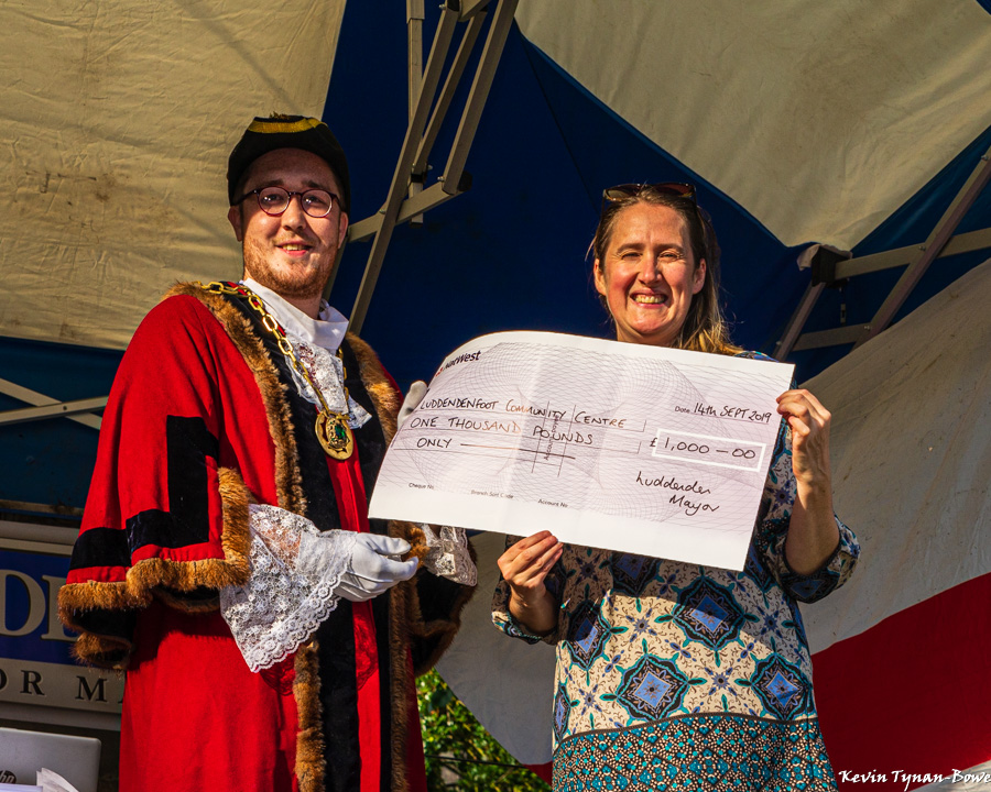 Luddenden Mayor Making 2019
