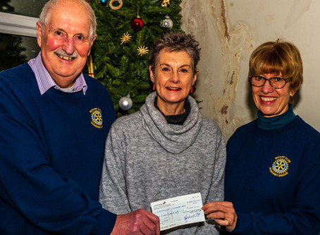 Wonderful Donation - Gratefully Accepted