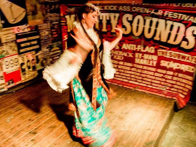 Persky a azerbajdzansky tanec