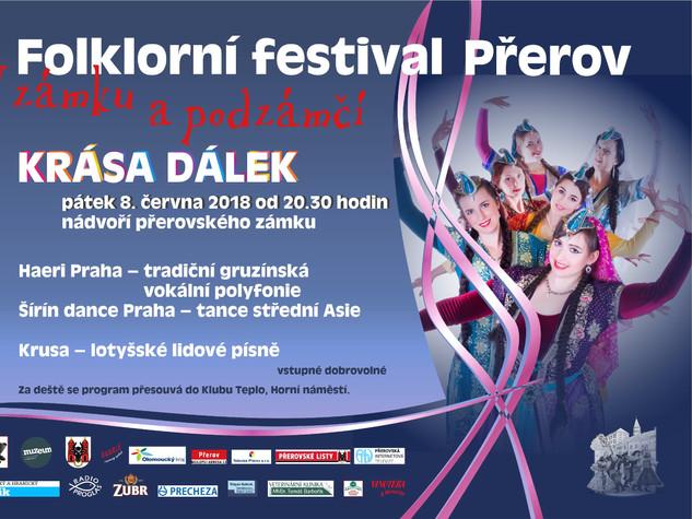 Folklórní festival Přerov  2018