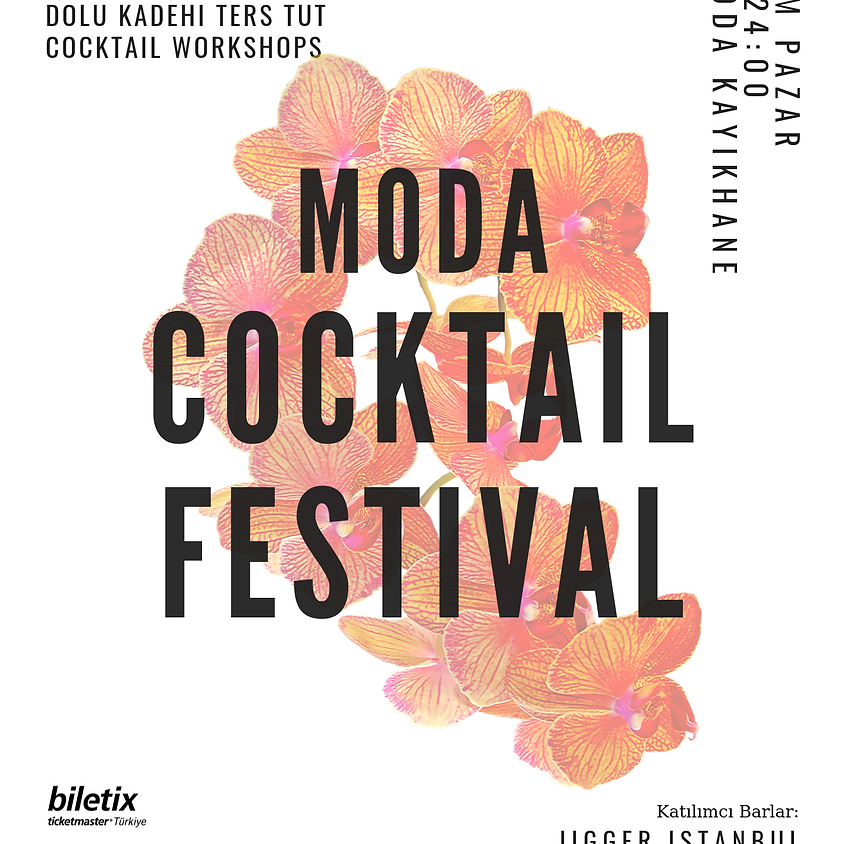 Moda Cocktail Festival