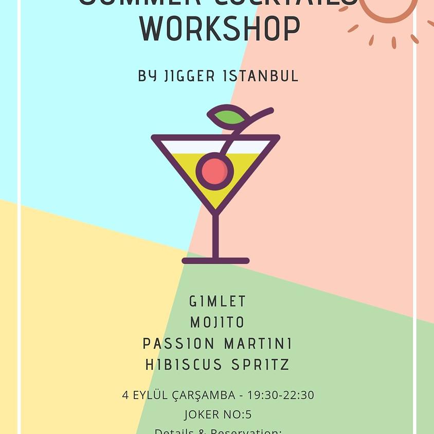 Summer Cocktails Workshop