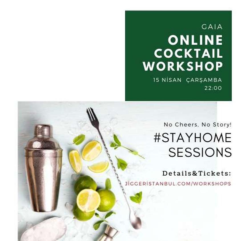 #2 Online Cocktail Workshop: Gaia