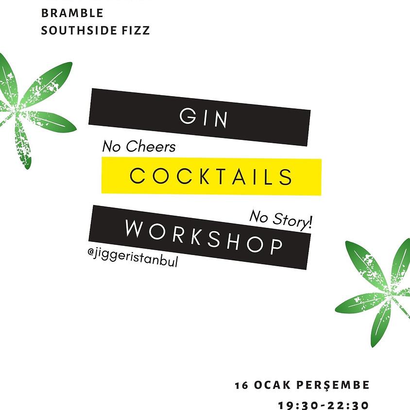 Gin Cocktails Workshop II (1)