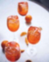 aperol spritz kokteyl yapımı