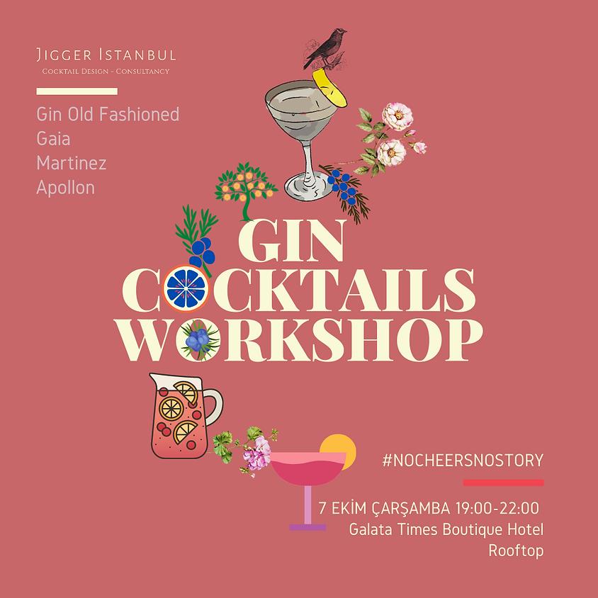 Gin Cocktails Workshop