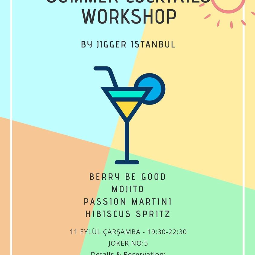 Summer Cocktail Workshop