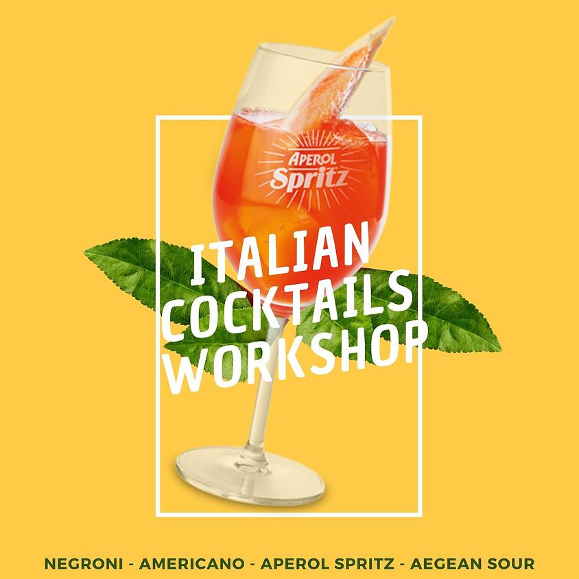 Italian Cocktails Workshop